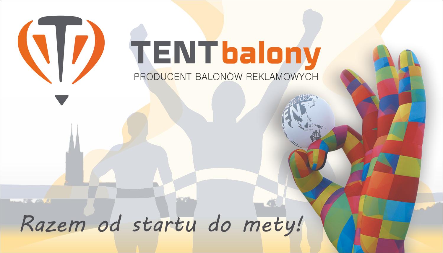 Tent Balony będzie z nami 10 lutego