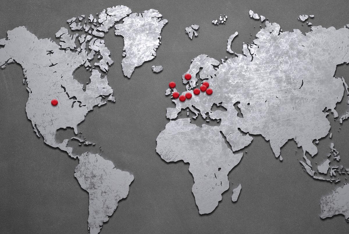 Międzynarodowy wymiar biegu